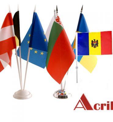 Изготовление флагов в Молдове