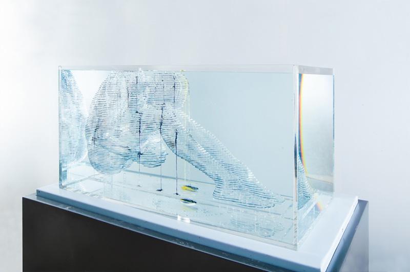 Прозрачное оргстекло для экспозиции