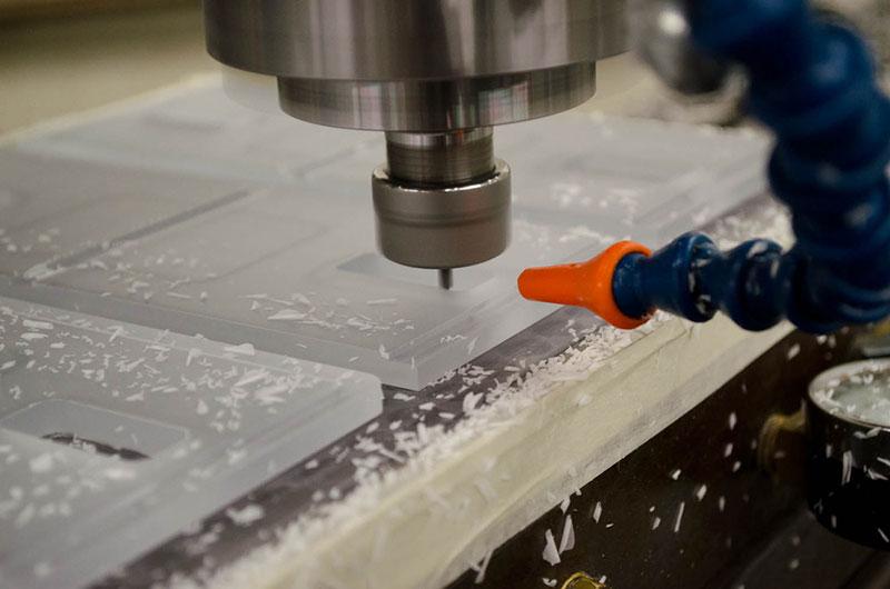 Механическая обработка пластика