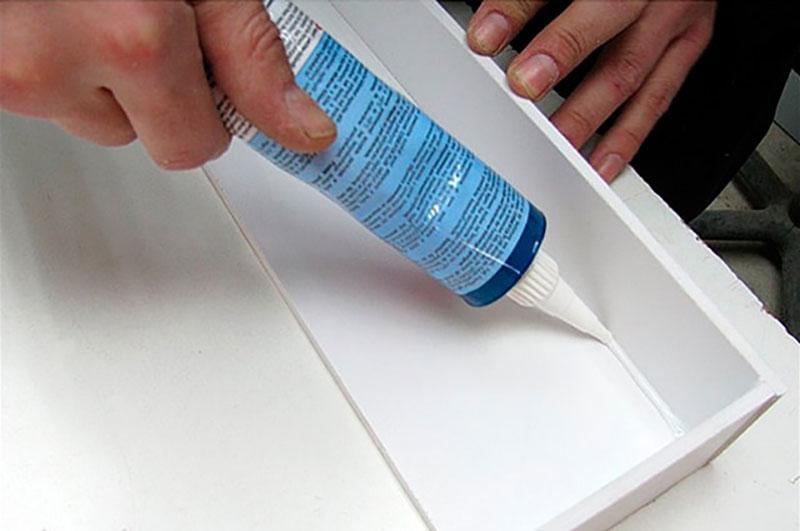 Соединение ПВХ пластика