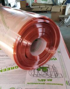 Сотовый поликарбонат 4 мм GREENHOUSE-NANO